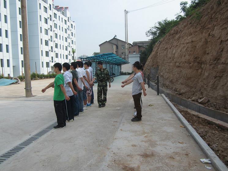 2012军训